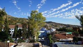 Città blu nel Marocco - Chefchaouen Immagine Stock Libera da Diritti