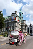 Città corridoio, Canada di Montreal Immagine Stock Libera da Diritti