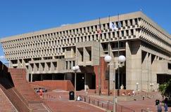 Città corridoio, centro di Boston di governo fotografie stock