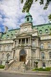 Città corridoio di Montreal immagini stock