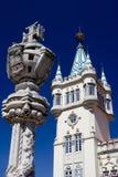Città corridoio di Sintra fotografia stock libera da diritti