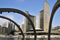 Città corridoio di Toronto fotografie stock