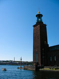 Città corridoio in Kungsholmen Immagine Stock Libera da Diritti