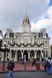 Città corridoio in mondo del Walt Disney fotografia stock libera da diritti