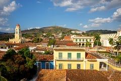 Città cubana storica Fotografia Stock