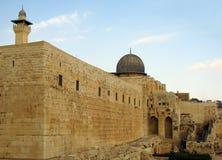 Città del â di Gerusalemme vecchia Fotografia Stock Libera da Diritti