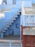 Città del blu di Johdpur Immagine Stock