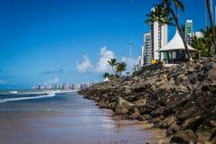 Città del Brasile - Recife fotografia stock