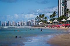 Città del Brasile - Recife Fotografie Stock