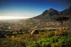 Città del Capo immagine stock
