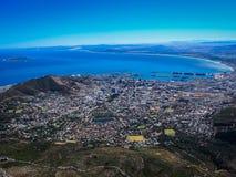 Città del Capo Sudafrica Fotografie Stock