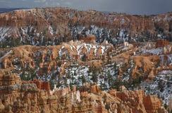 Città del culmine del canyon di Bryce Immagini Stock
