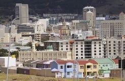 Città del distretto sei di Cape Town Sudafrica Immagini Stock Libere da Diritti