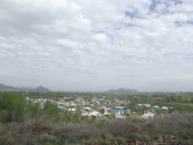 Città del Kirghizistan di Oš fotografia stock