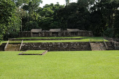 Città del Maya fotografie stock libere da diritti