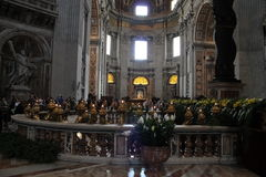 Città del Vaticano, Roma, Italia, Italia Immagini Stock