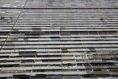 Città dell'edificio residenziale dentro di Caracas fotografia stock libera da diritti