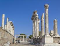 Città dell'oggetto d'antiquariato di Akropolis Fotografia Stock Libera da Diritti
