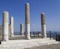 Città dell'oggetto d'antiquariato di Akropolis Fotografia Stock
