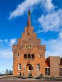 città dell'Olanda del corridoio Fotografia Stock Libera da Diritti