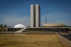Città della capitale del Brasile - di Brasilia - del Brasile fotografie stock