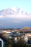 Città della Cina Lijiang Fotografia Stock Libera da Diritti
