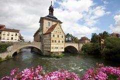 Città della Germania Immagini Stock