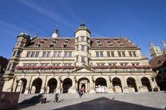 Città della Germania Immagine Stock