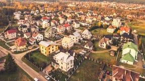 Città della Lituania Immagini Stock