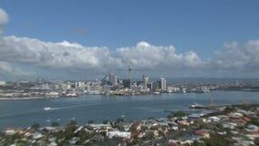 Città della Nuova Zelanda, Auckland stock footage
