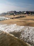 Città della Suffolk e di marea Immagine Stock Libera da Diritti