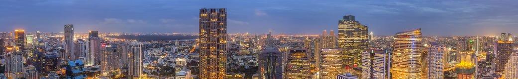 Città della Tailandia fotografie stock