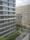 Città di Œshanghai del ¼ del buildingï dell'ufficio di Shanghai fotografia stock libera da diritti