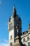 Città di Aberdeen Immagine Stock