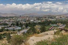 Città di Afghanistan Kabul Fotografia Stock