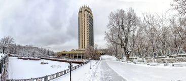 Città di Almaty Fotografia Stock Libera da Diritti