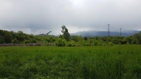 Città di Almaty Immagine Stock