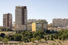 Città di Aqtau immagine stock