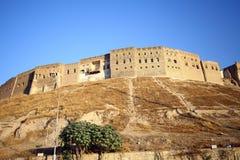 Città di Arbil Fotografie Stock Libere da Diritti