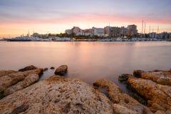 Città di Atene, Grecia fotografia stock libera da diritti