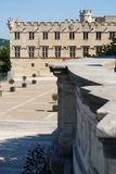Città di Avignone, Francia Immagini Stock