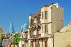 Città di Bak immagine stock libera da diritti