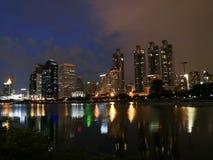 Città di Bangkok Fotografia Stock Libera da Diritti