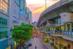 Città di Bangkok Immagini Stock Libere da Diritti