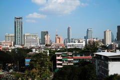 Città di Bangkok della Tailandia Immagine Stock