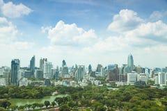 Città di Bangkok nel giorno Immagine Stock