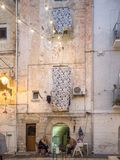 Città di Bari in Italia Immagine Stock Libera da Diritti