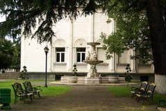 Città di Batumi Fotografia Stock