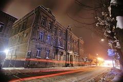 Città di Berdichev Immagine Stock