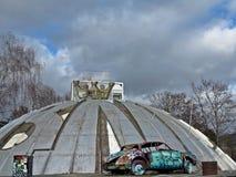 Città di Bienne della cupola Fotografie Stock Libere da Diritti